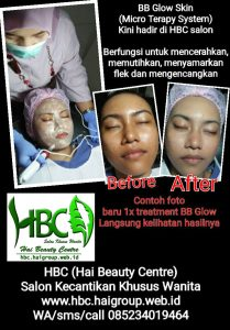 5 BB GLOW facial HBC SALON 209x300 HBC SALON   HAI BEAUTY CENTRE