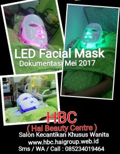 6 facial led mask hbc 234x300 HBC SALON   HAI BEAUTY CENTRE