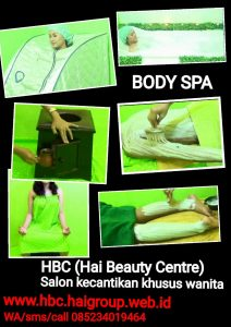 HBC SALON   HAI BEAUTY CENTRE