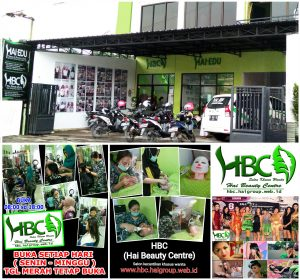 gedung hbc 300x280 HBC SALON   HAI BEAUTY CENTRE