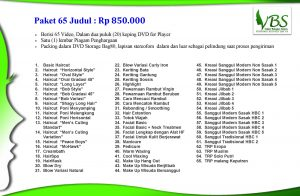 paket mini Copy Writing VIDEO BELAJAR SALON 2017 final 2 Page 1 300x196 Video Belajar Salon Kecantikan