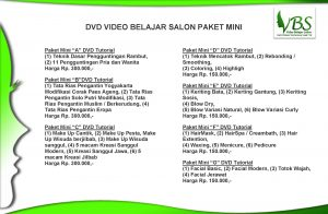 paket mini Copy Writing VIDEO BELAJAR SALON 2017 final 2 Page 2 300x196 Video Belajar Salon Kecantikan