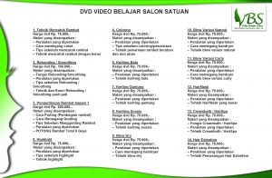 paket mini Copy Writing VIDEO BELAJAR SALON 2017 final 2 Page 3 300x196 Video Belajar Salon Kecantikan