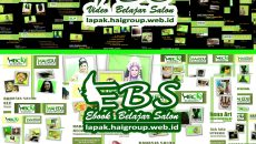 VBS … Video Belajar Salon Kecantikan 2018 Tersedia produk Video Pembelajaran Keterampilan Salon Kecantikan, total 124 judul, Asli Produksi Sendiri (Hai-Edu Training & Education Center serta HBC Hai Beauty Centre) […]